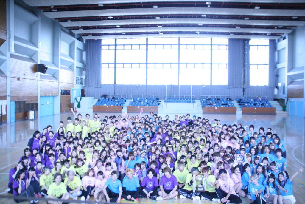東京文化の体育祭が開催されました!